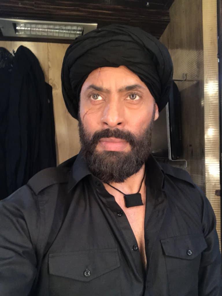 Shaji Chaudhary Indian Actor