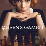 The Queens Gambit poster 150x150