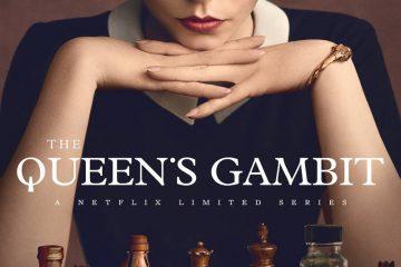 The Queens Gambit poster 360x240