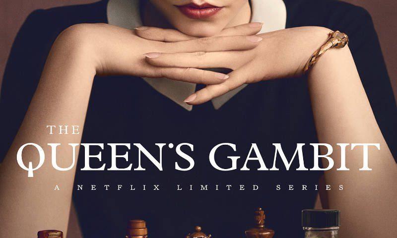 The Queens Gambit poster 800x480