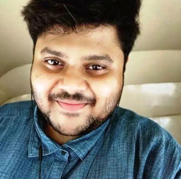 Badri Chavan Indian Actor