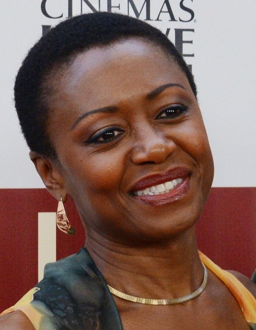 Barbara Eve Harris Tobagonian Actress