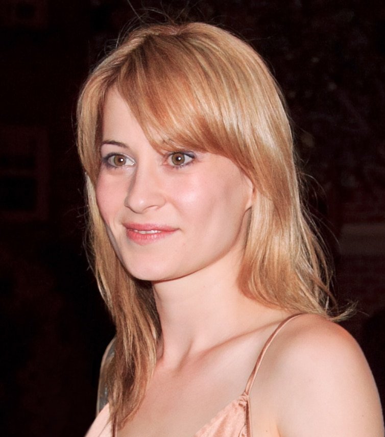 Camille Sullivan Canadian Actress