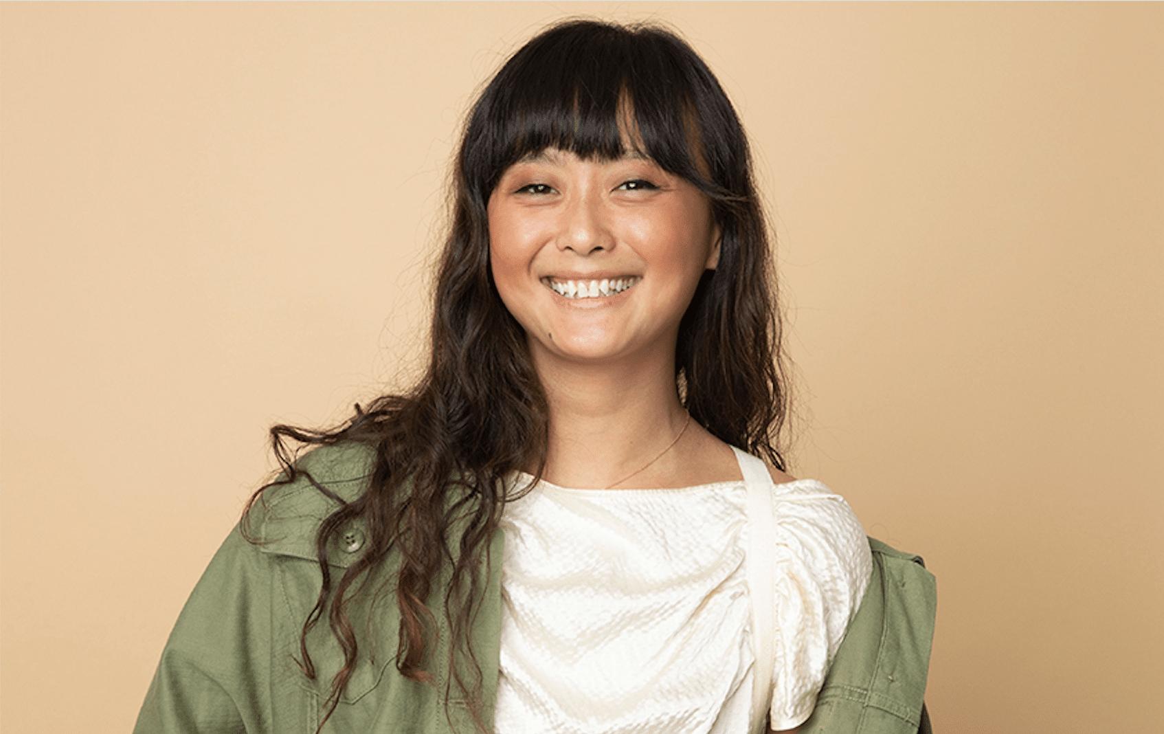 Connie Wang Canadian Actress