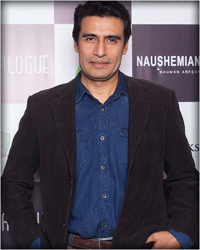 Farhan Ali Agha Pakistani Actor