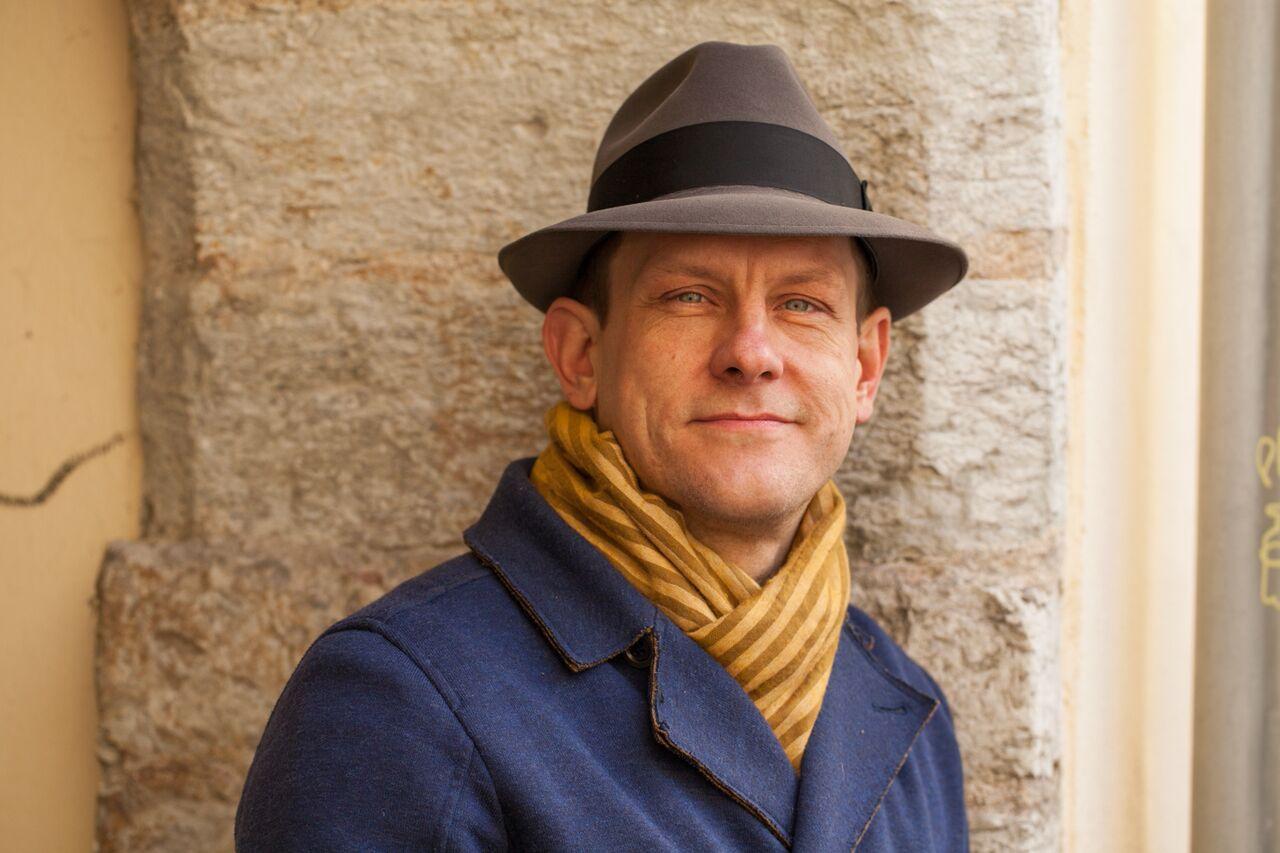 Jan Uuspõld Estonian  Actor