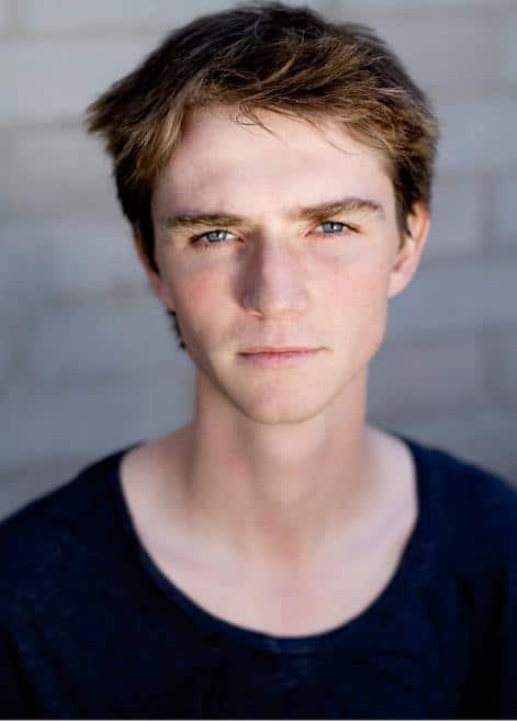 Lucas Elliot Eberl American Actor