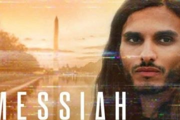 Messiah poster 360x240