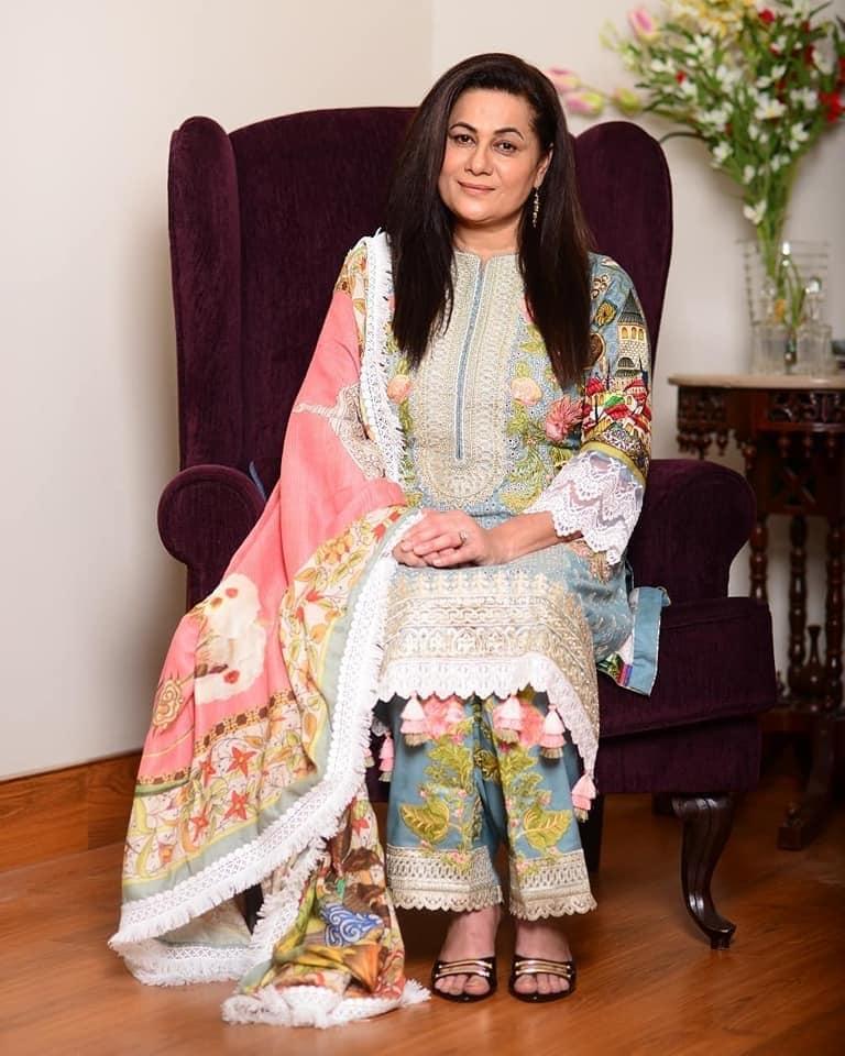 Nida Mumtaz Pakistani Actress