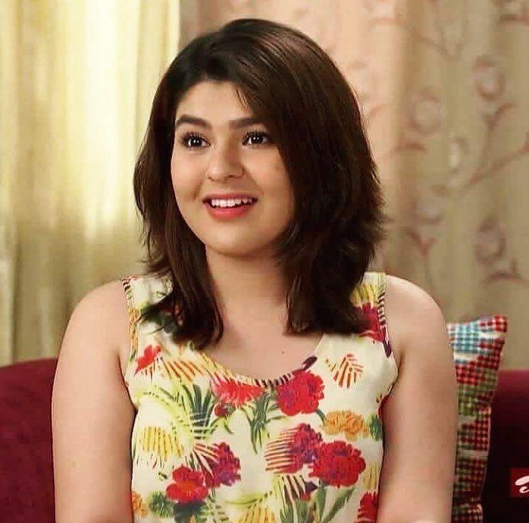 Nidhi Bhanushali Indian Actress