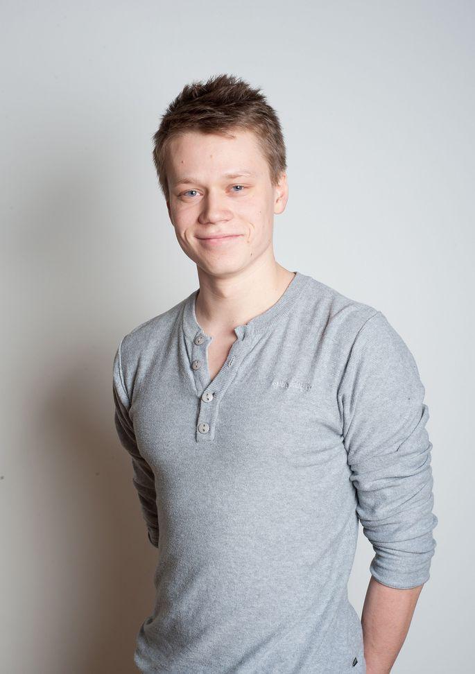 Sander Rebane American Actor