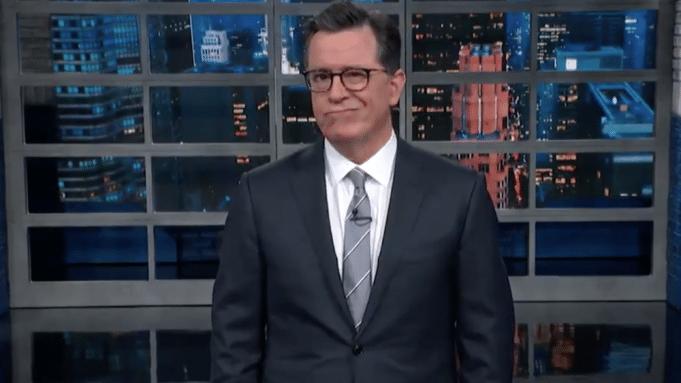 Stephen Colbert age