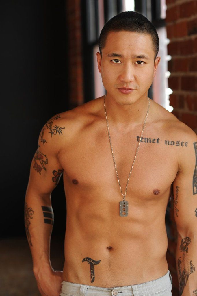 Terry Chen Canadian Actor