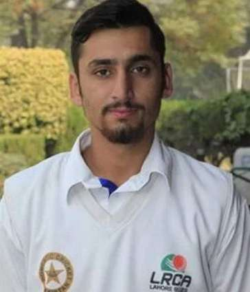 Agha Salman Pakistani Cricketer