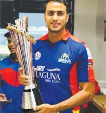 Arshad Iqbal Cricketer