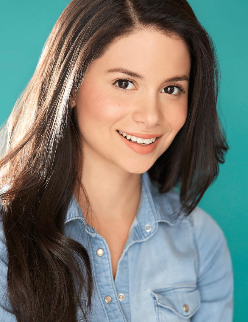 Camila Perez Colombian Actress
