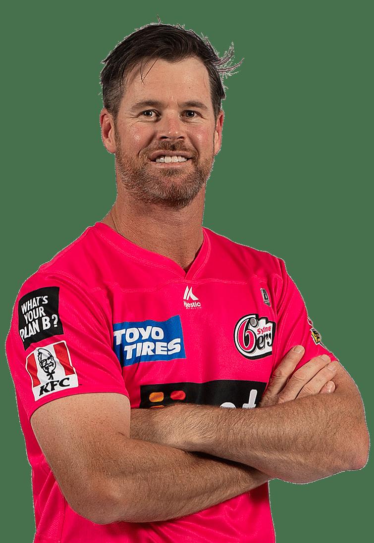 Daniel Christian  Australian Cricketer