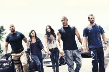 Fast Five poster 360x240