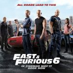 Fast Furious 6 poster 150x150