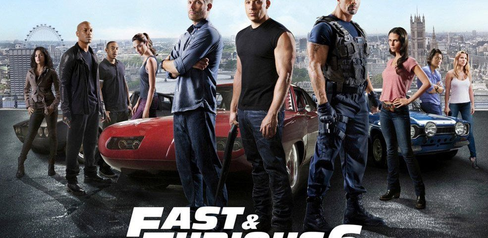 Fast Furious 6 poster 985x480