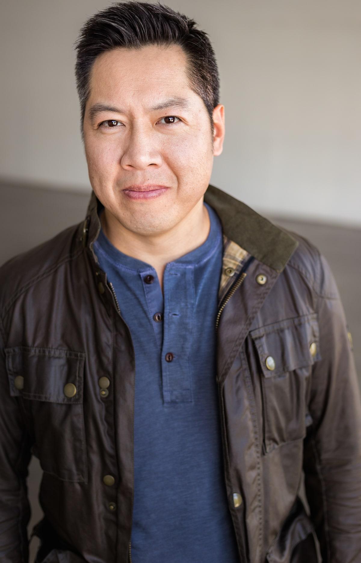 Feodor Chin American Actor
