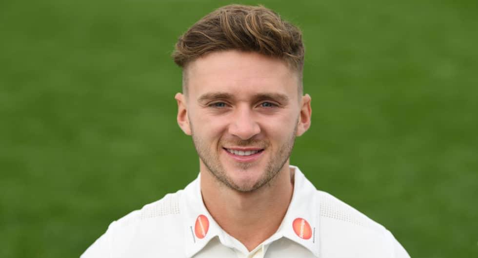Joe Clarke British Cricketer