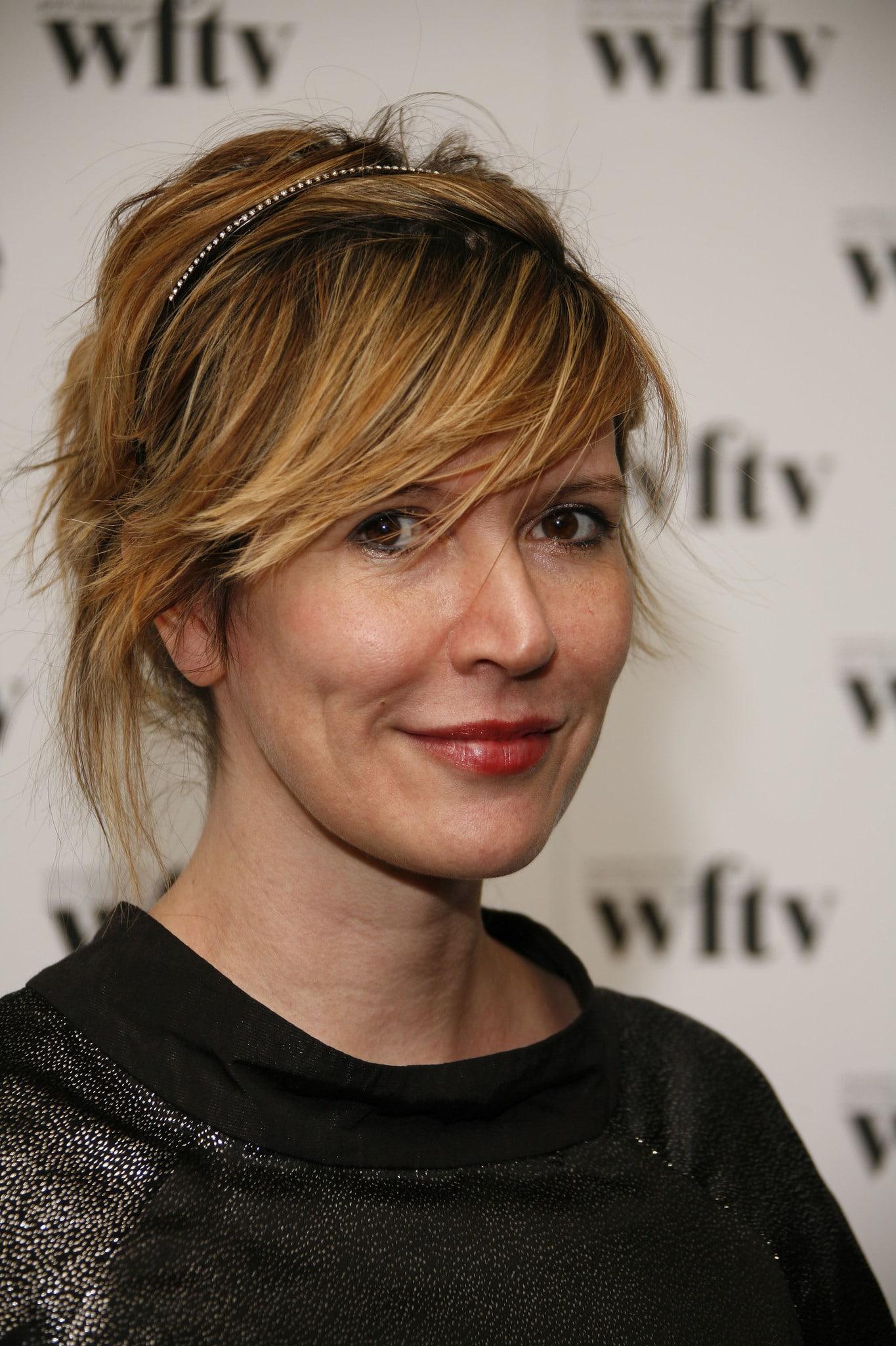 Julia Davis British Actress
