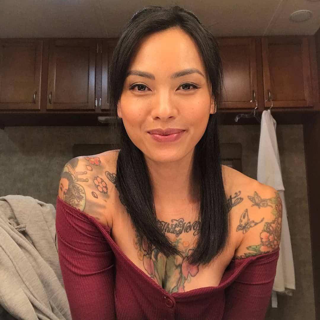 Levy Tran American Actress
