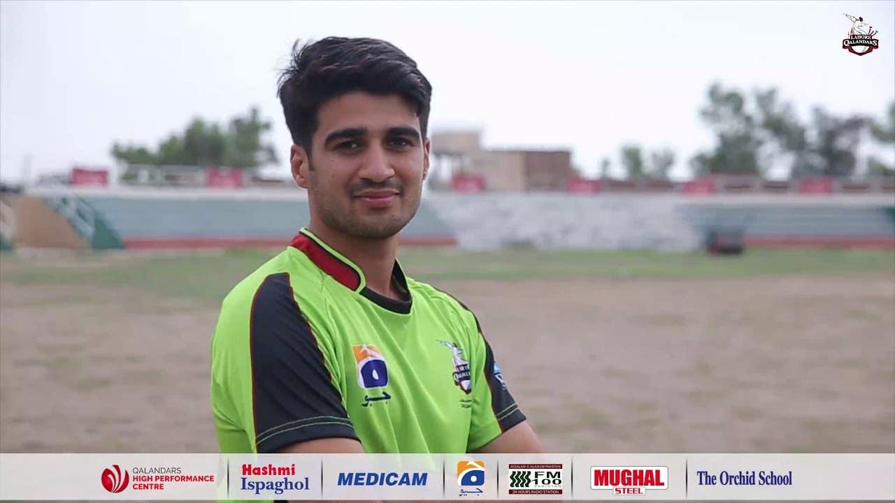 Maaz Khan Pakistani Cricketer