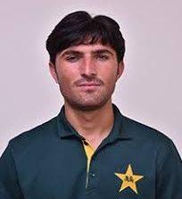 Mohammad Wasim Jr Cricketer