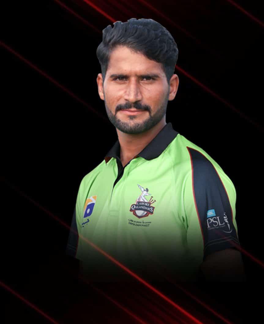 Muhammad Faizan Pakistani Cricketer