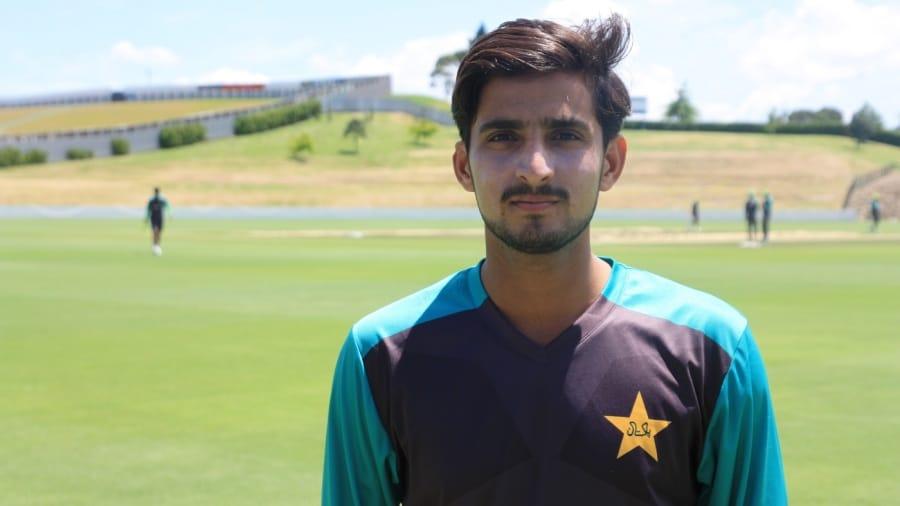 Muhammad Zaid Pakistani Cricketer