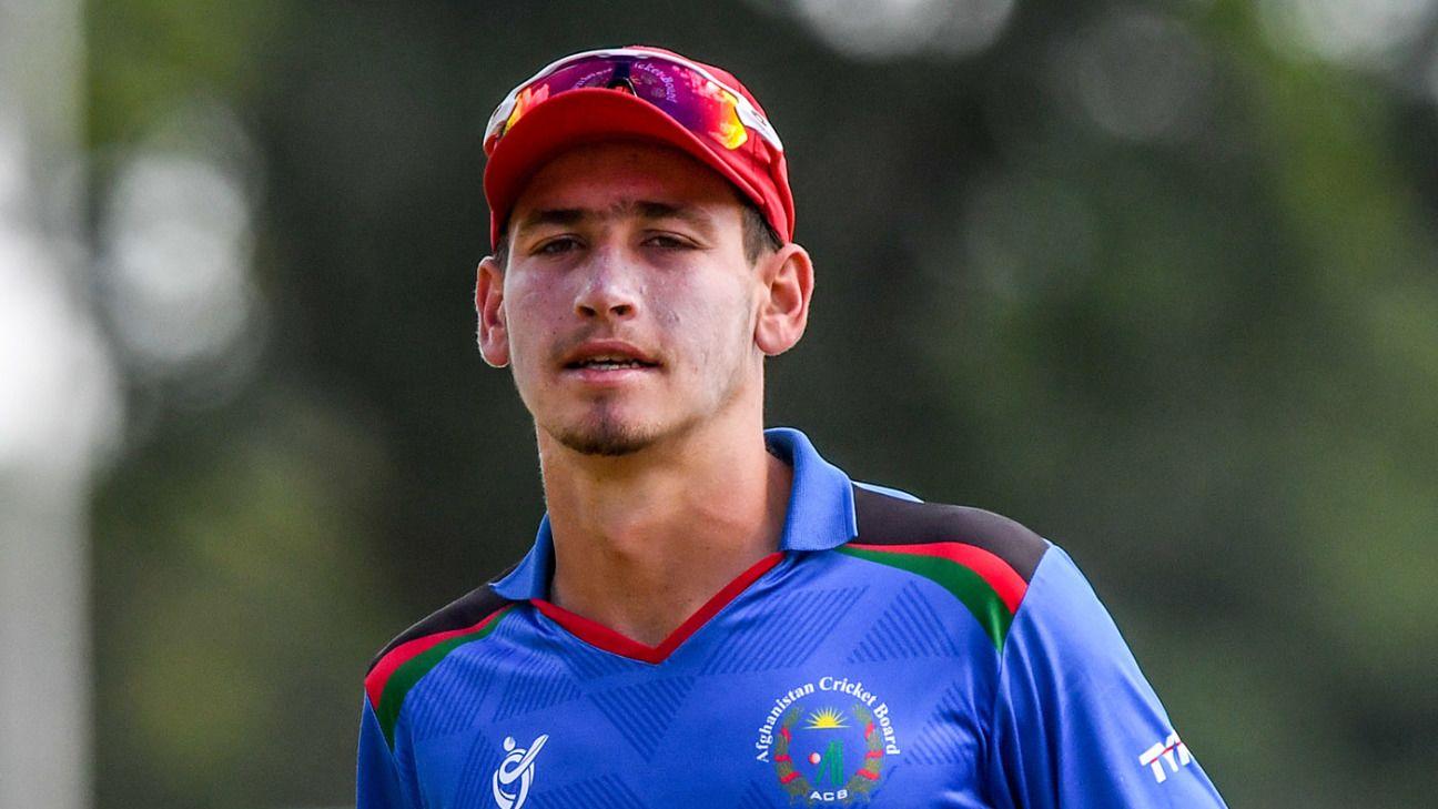 Noor Ahmad Afghan Cricketer