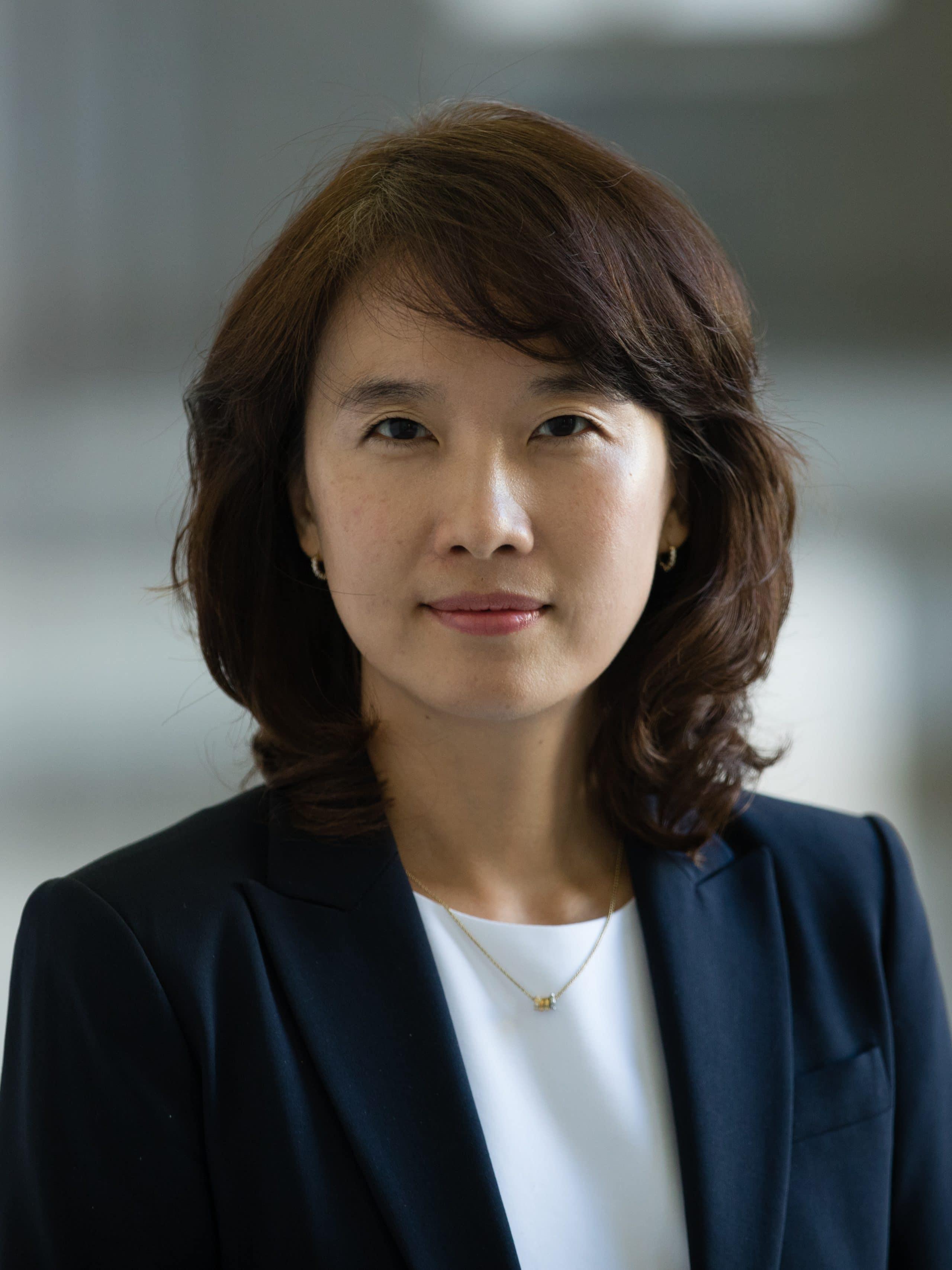 Park Soo-jin South Korean Actress