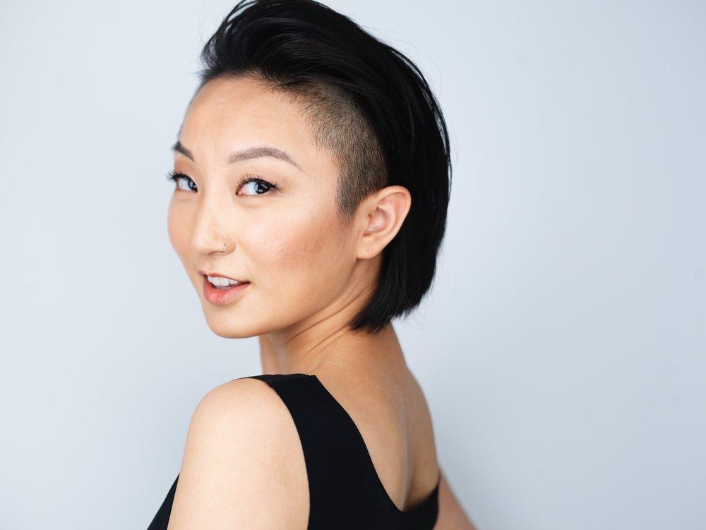 Poppy Liu Chinese Actress