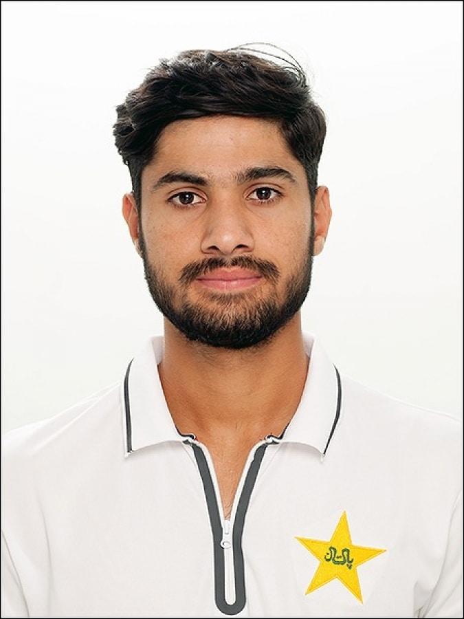 Qasim Akram Pakistani Cricketer