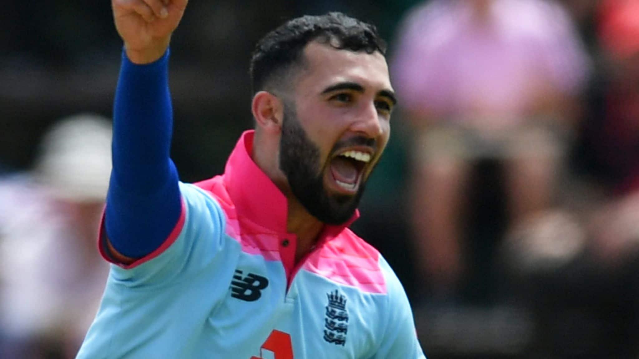 Saqib Mahmood British Cricketer