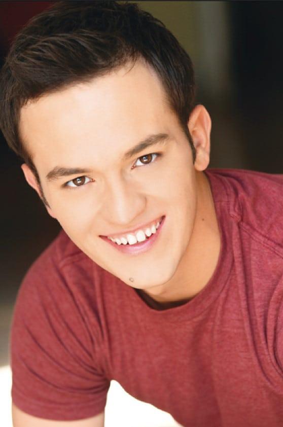 Seth Adkins American Actor