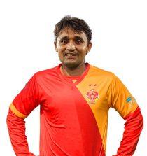Waqas Maqsood Cricketer