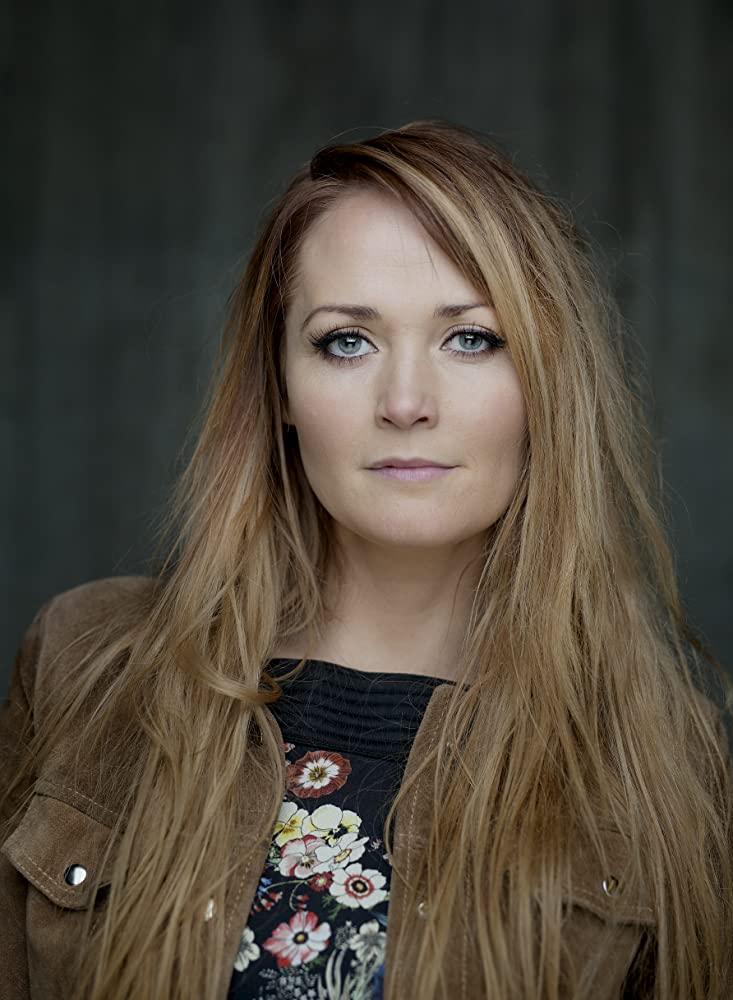 Ágústa Eva Erlendsdóttir Icelandic  Actress, Singer