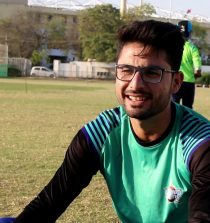 Abrar Ahmed Cricketer