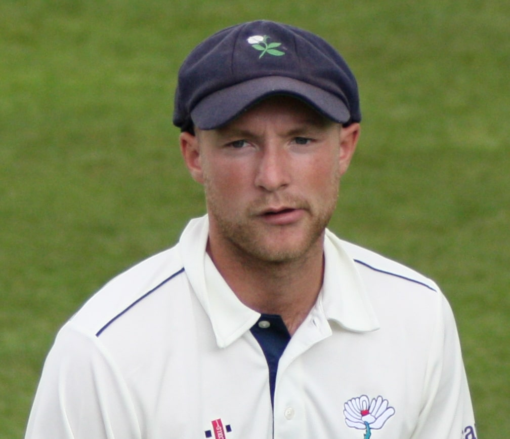 Adam Lyth British Cricketer