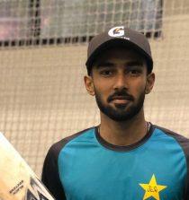 Arish Ali Khan Cricketer