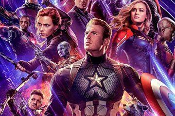 Avengers Endgame poster 360x240