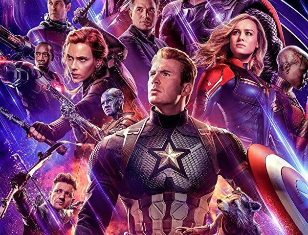 Avengers Endgame poster 630x480