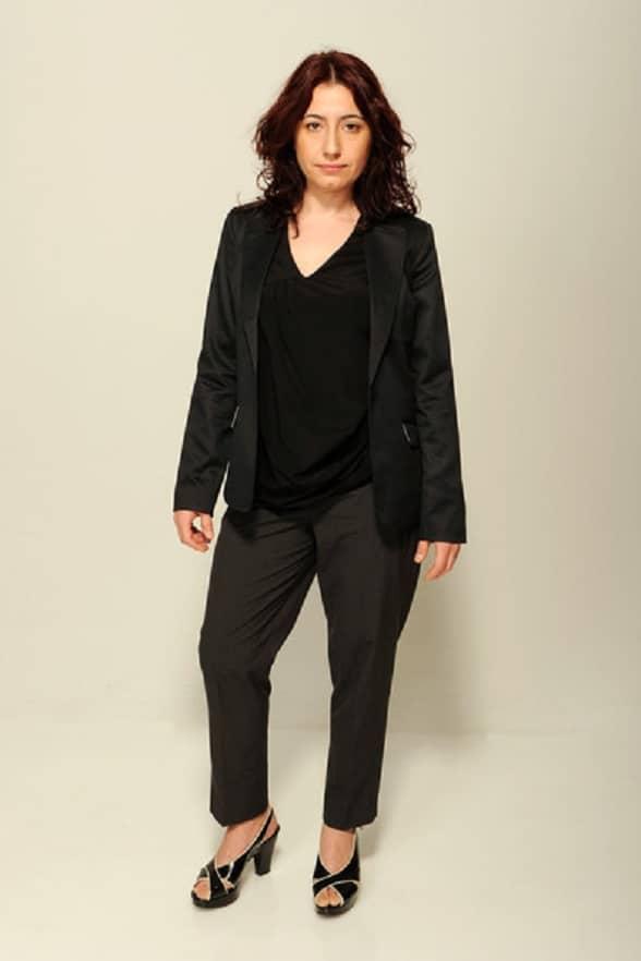 Banu Fotocan Turkish Actress