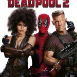 Deadpool 2 poster 150x150