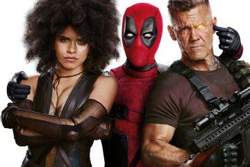 Deadpool 2 poster 360x240
