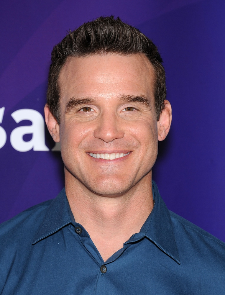 Eddie McClintock American Actor
