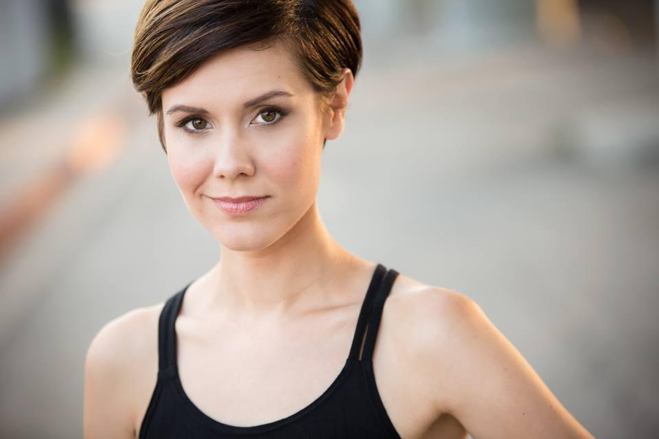 Erin Evans American Actress